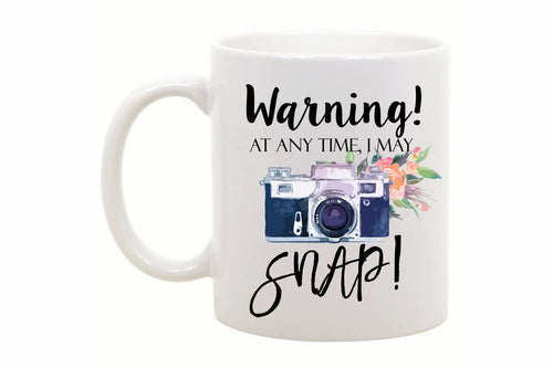 Photographer Mug - About to Snap