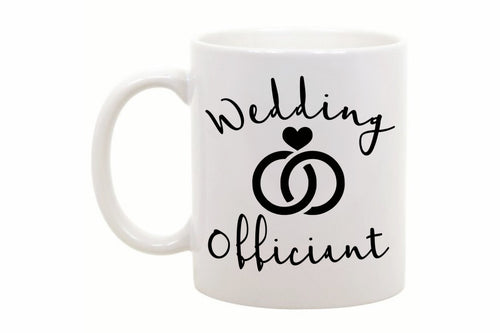 Wedding Officiant Coffee Mug