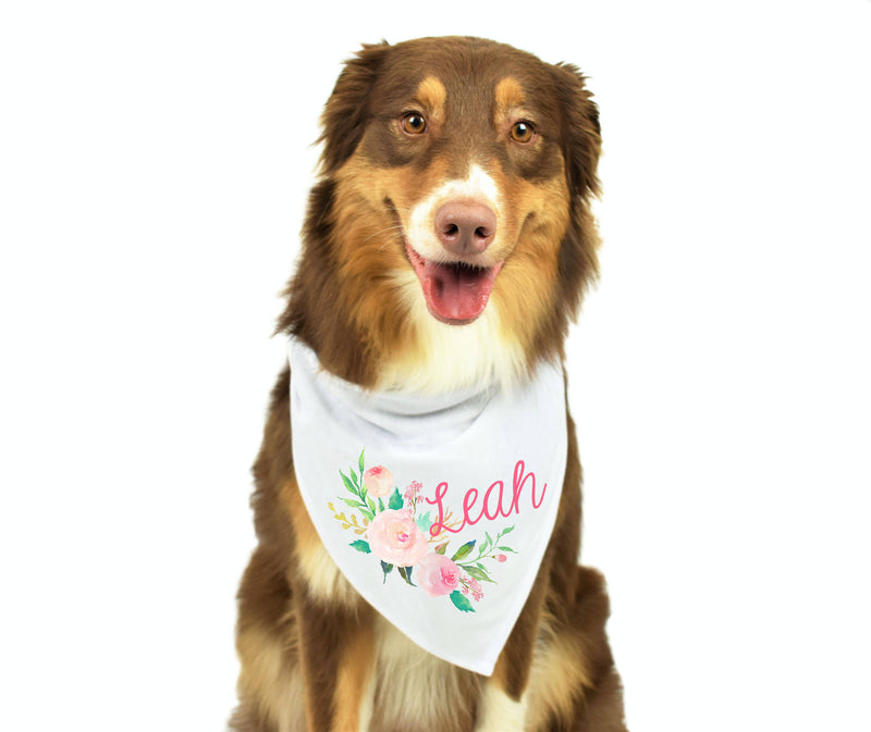 Personalized Dog/Pet Bandana