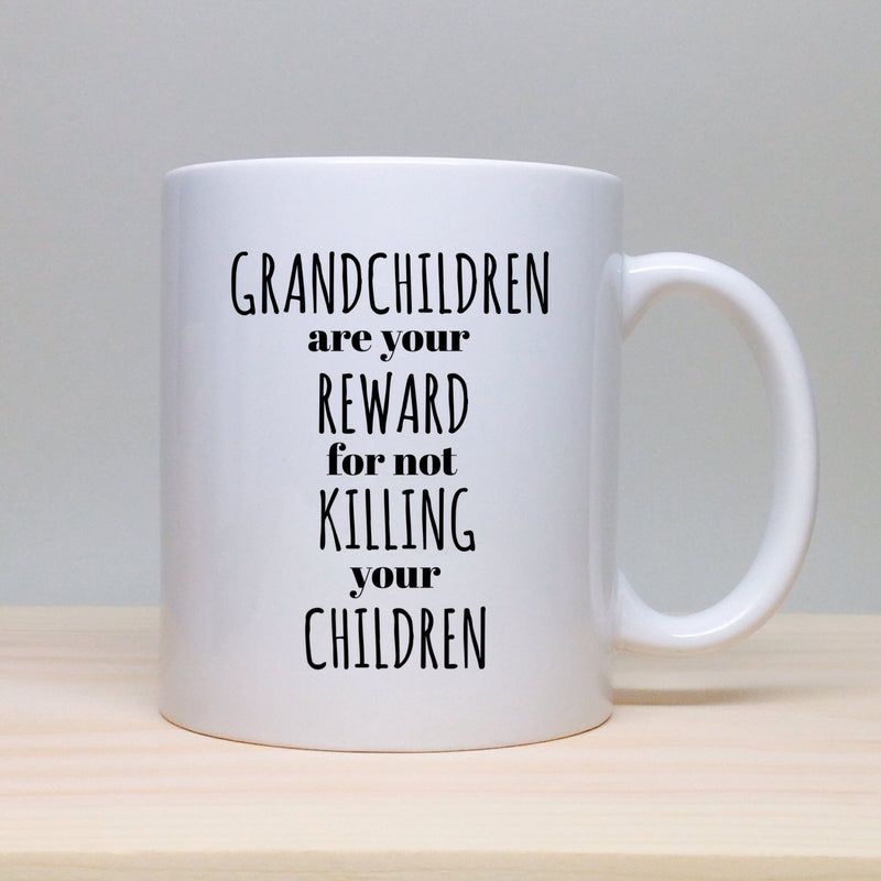 Grandparents Coffee Mug