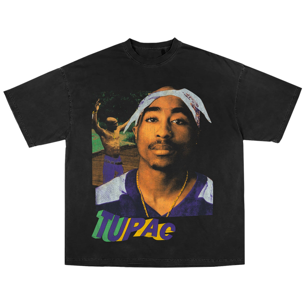 TUPAC KEEP YA HEAD UP T-SHIRT