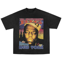 Load image into Gallery viewer, THE NOTORIOUS B.I.G PLAYA HATER T-SHIRT