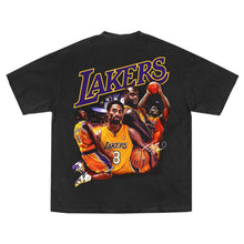 Load image into Gallery viewer, KOBE BRYANT 2000 CHAMPIONS T-SHIRT