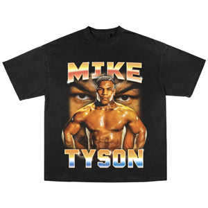 MIKE TYSON PURE IRON T-SHIRT