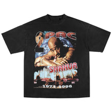 Load image into Gallery viewer, 2PAC NO MORE PAIN T-SHIRT