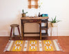 Renata rug yellow