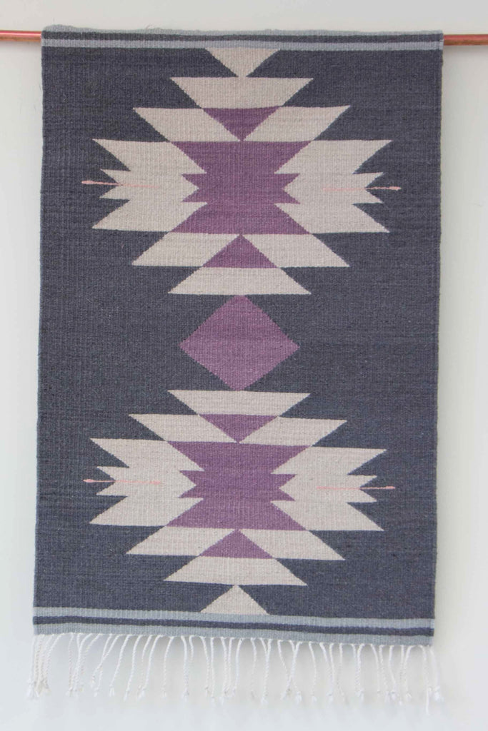 Trinidad (Charcoal and Lavender)