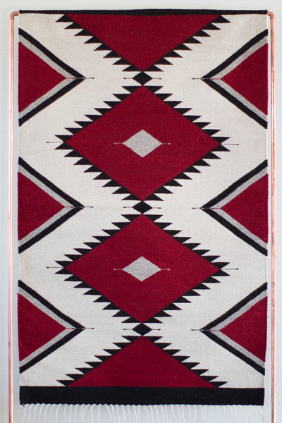 Queen's Crown rug