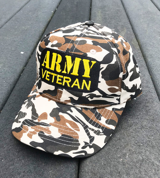 United States Army Veteran Hat