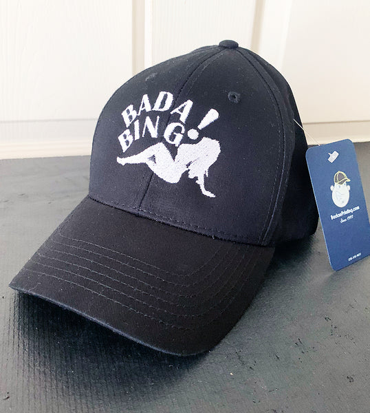 Bada Bing Embroidered Cap