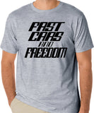 Fast Cars and Freedom Shirt