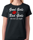 Bad Girl Funny Quote T-Shirt - Badass Printing