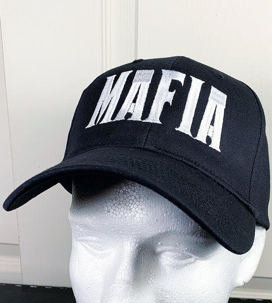 Mafia Embroidered Baseball Cap