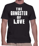 Song Lyrics T-Shirt - The Gangster Of Love by The Steve Miller Band, 1960's & 1970's Rock