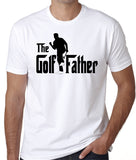 The Golf Father T-Shirt, Dad the Golfer Shirt, Greatest Dad, Best Father