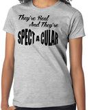 "Seinfeld Quote T-Shirt  ""They're Real And They're Spectacular"" - Badass Printing"