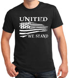 United We Stand Betsy Ross Flag T-Shirt