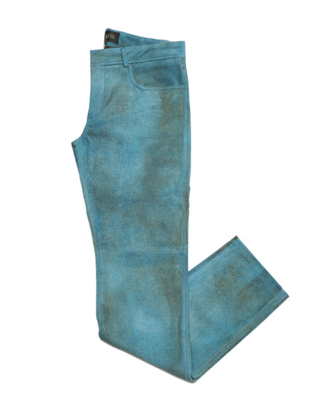 SUEDE MARM JEANS