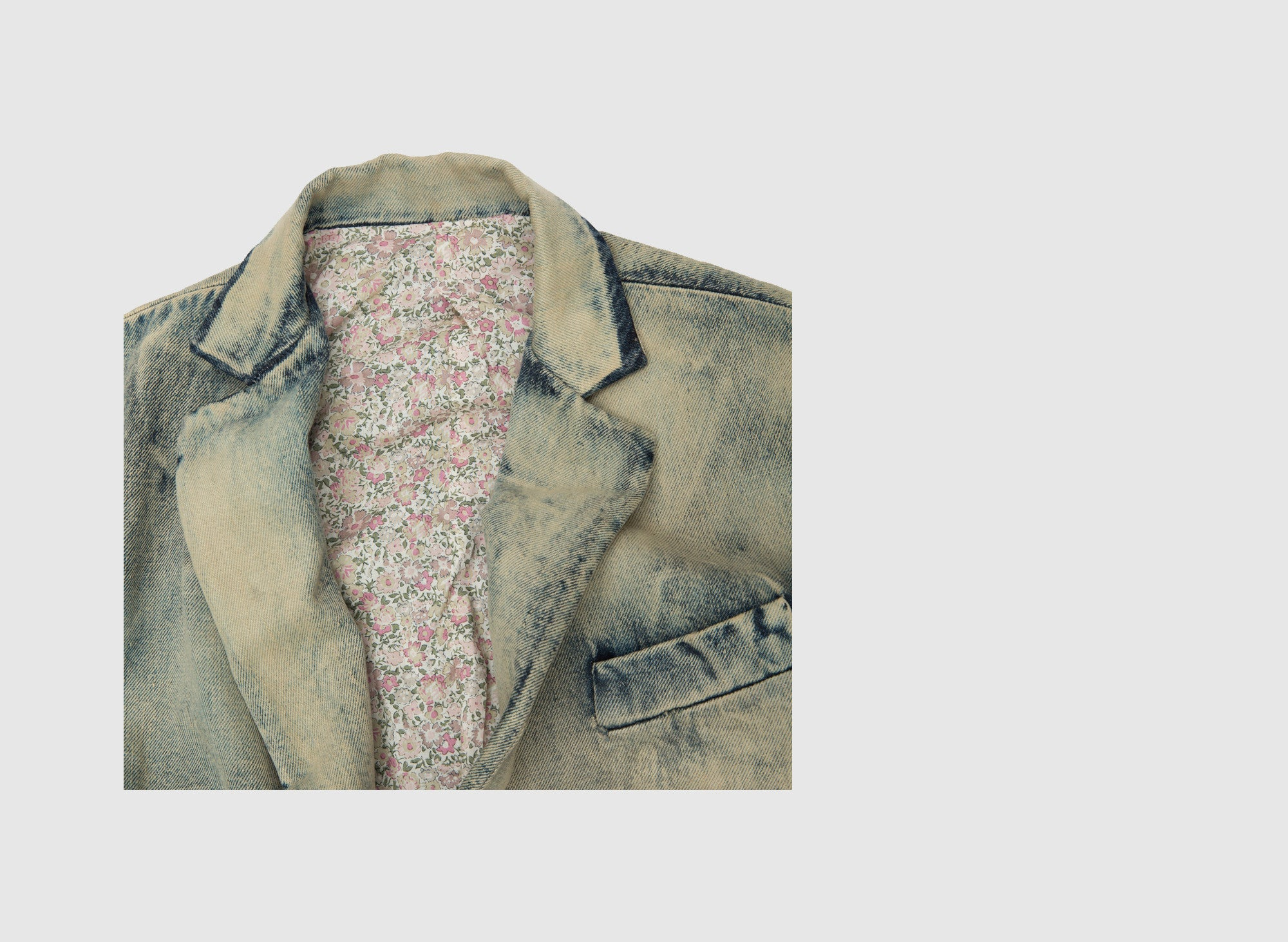 ACID WASHED JACKET