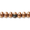 18k Rose Gold Large Monkey Head ID Bracelet - Jay Kos Menswear