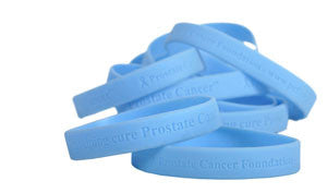 10 Pack of Blue Wristbands
