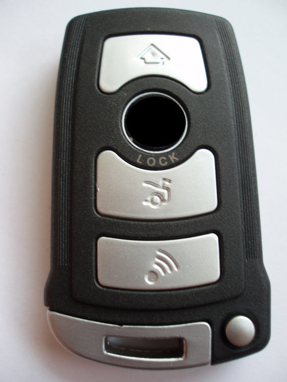 Replacement 4 Button Fob Case For BMW 7 Series E65 E66 E67 E68 Remote Key