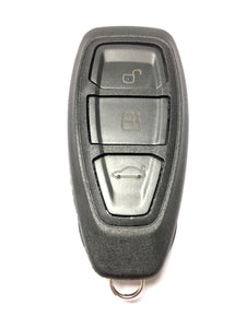 Replacement 3 button case for Ford Fiesta 2008 - 2016 keyless entry remote