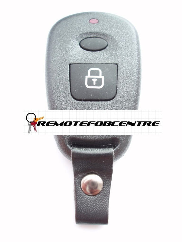 Replacement 2 button case for Hyundai Accent Santa Fe Matrix Elantra remote fob
