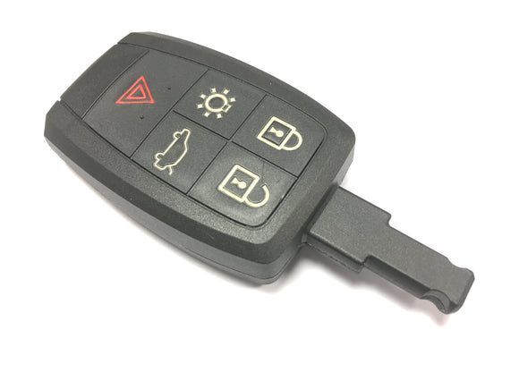 Replacement 5 button case for Volvo C30 C70 S40 V50 remote