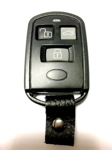 Replacement 3 button case for Hyundai Santa Fe Elantra remote fob