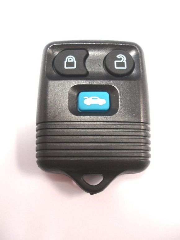 Complete 3 button remote for Ford Transit Connect MK5 2000 - 2006