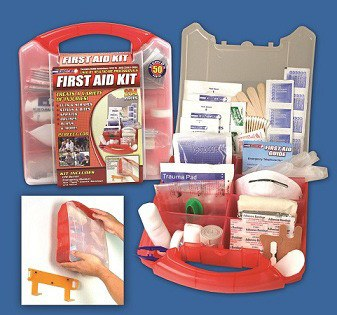 First Aid Kits - 234 PIece First Aid Kit