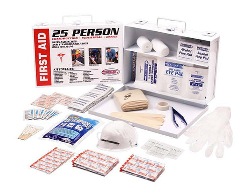 First Aid Kits - 25 Person First Aid Kit