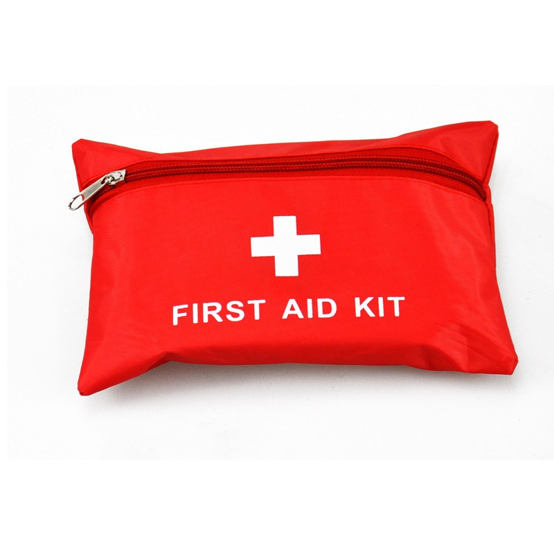 Camping & Hiking High Quality Outdoor Travel First Aid Kit Mini Car First Aid Kit Bag Home Small Medical Box Emergency Survival Bag