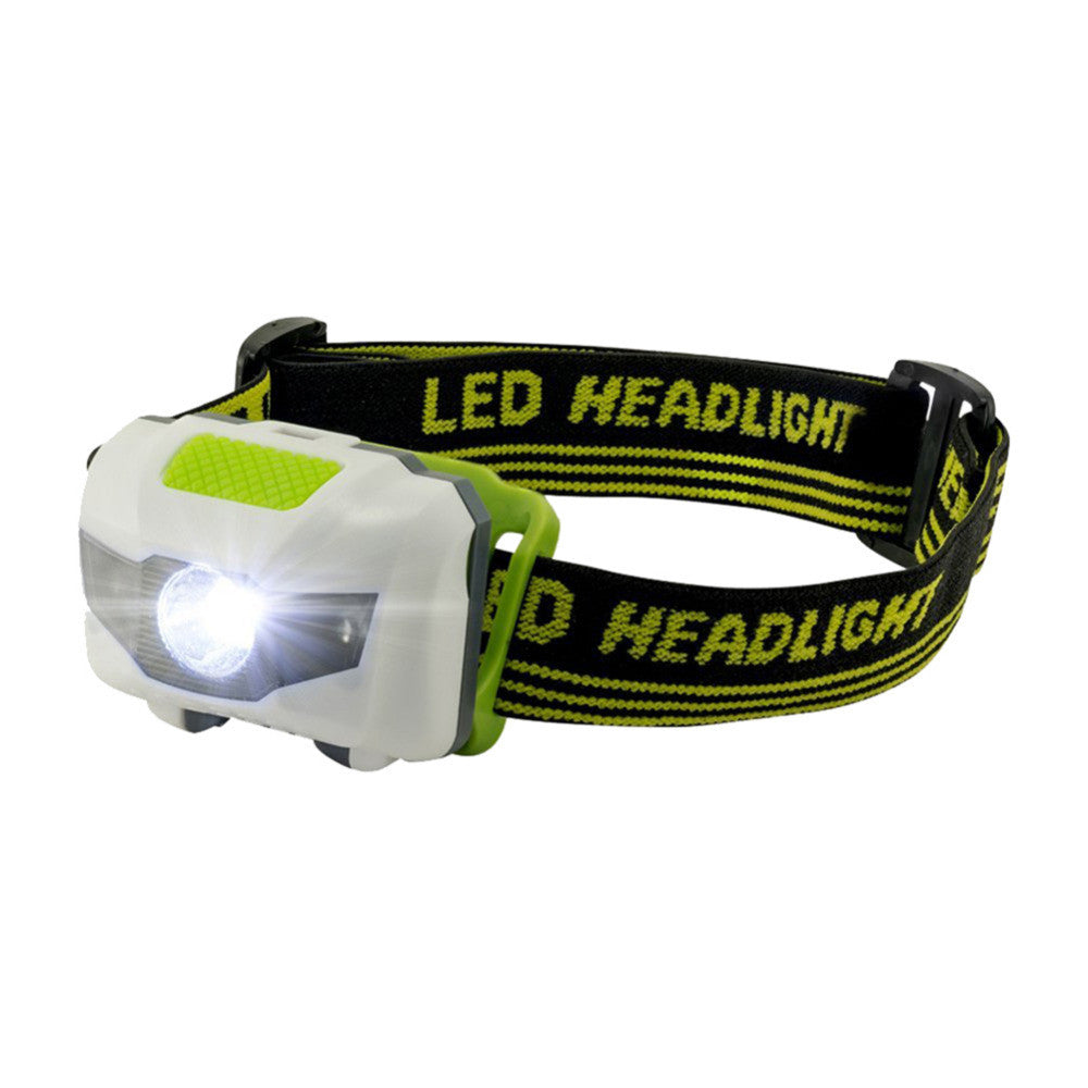 Mini 2 Modes Water Resistant 160Lm CREE R3 LED Flashlight Outdoors Headlight Headlamp