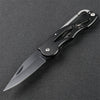 Image of Protable Pocket Knife Folding Fold Hunting camping Tactical Rescue Surrival Key Ring keychain Mini Peeler Outdoor Survival Tool