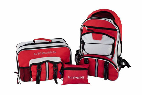 Survival Kit - 1 Person Complete Preparedness Package