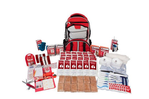 Survival Kit - 2 Person Guardian Deluxe Survival Kit