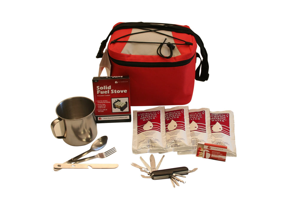 Survival Kit - Emergency Food Preparation Kit