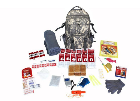 Guardian Childrens Survival Kit in Camo