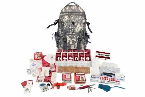 Guardian Deluxe Survival Kit in Camo