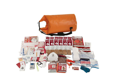 Guardian Elite Survival Kit in Waterproof Dry Bag