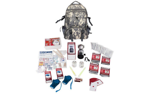 Survival Kit - Guardian Family Blackout Kit In Camo