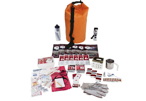 Survival Kit - Guardian Food Storage Survival Kit In Waterproof Dry Bag