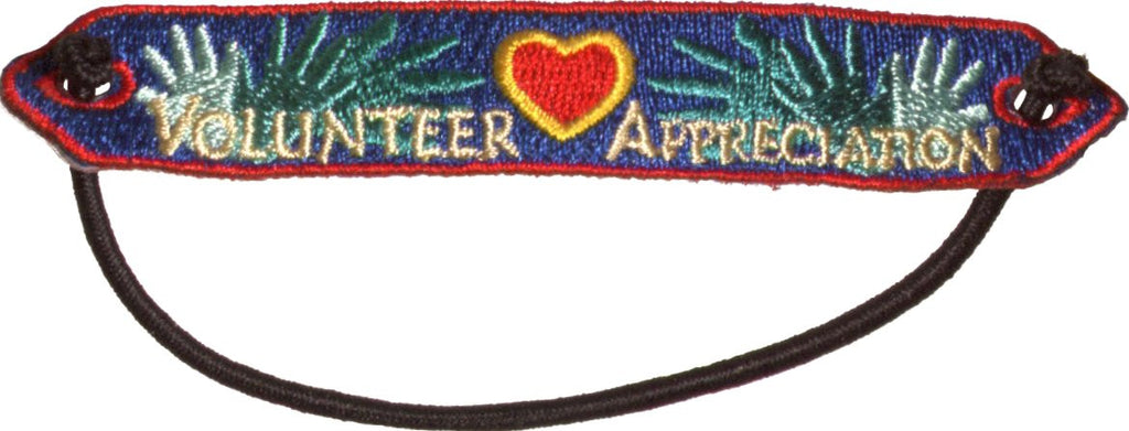 Volunteer Appreciation Bracelet