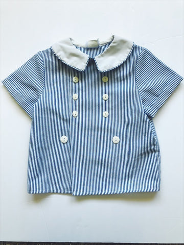 Striped blouse 2/3 years