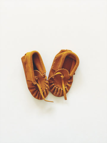 Moccasins size - 5
