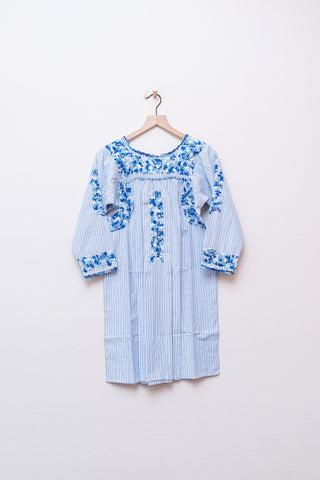 Oaxaca Sleeved Dress - XS/S