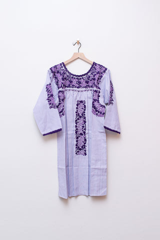 Oaxaca Sleeve Dress - Medium