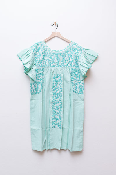 Oaxaca Ruffle Dress - L/XL